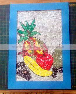 Summer Activities for Kids...Paper Collage with my little daughter..  For more details,check here-  http://sudha-kalra.blogspot.in/2017/05/summer-activities-for-kidsday-6.html