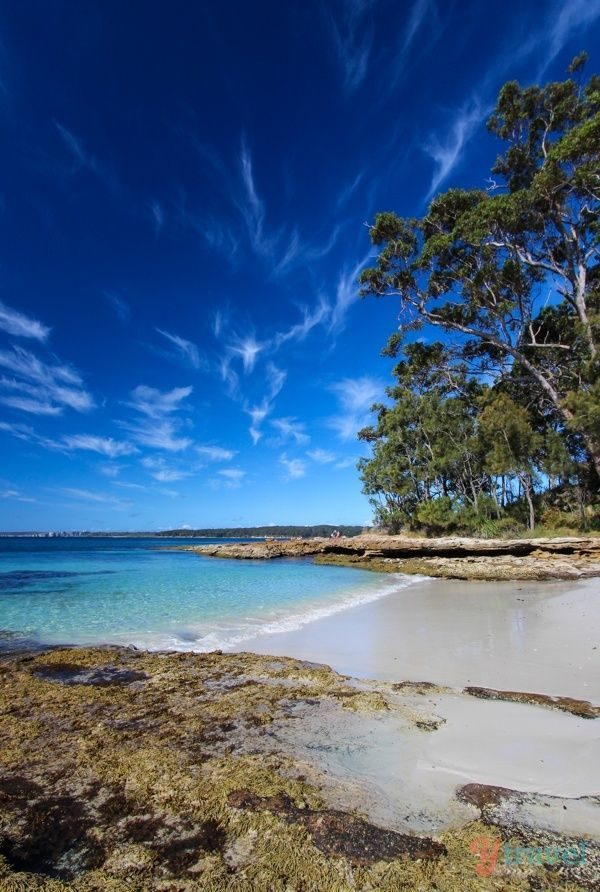 Booderee National Park, Jervis Bay -Camp at Greenpatch Beach -Scottish Rocks -Murrays beach -The Cape St George -Lighthouse ruin