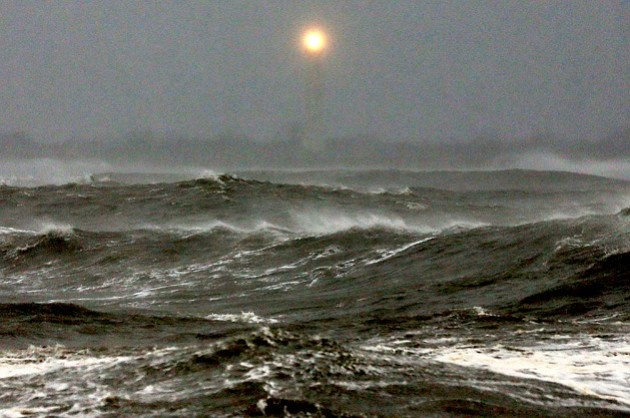 Hurricane Sandy (2012) Category 1 Photograph by Mark Wilson/Getty Images