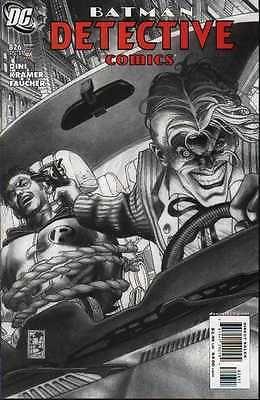 Batman DETECTIVE COMICS #826 Robin & Joker signed by Simone Bianchi NYCC, NM