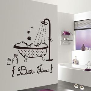 Emejing Stickers Salle De Bain Zen Pictures Lalawgroupus - Stickers salle de bain