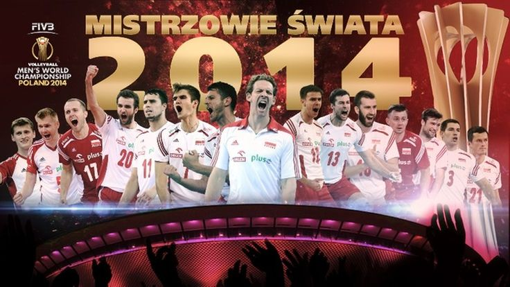 Polacy mistrzami świata w siatkówce!