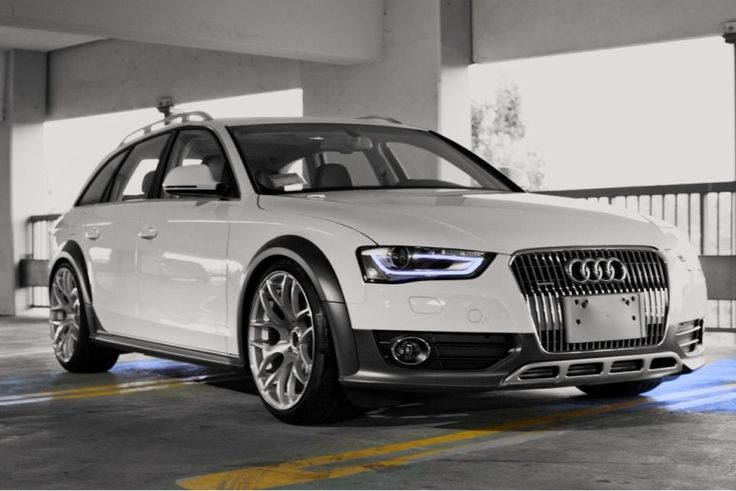 New Audi Allroad