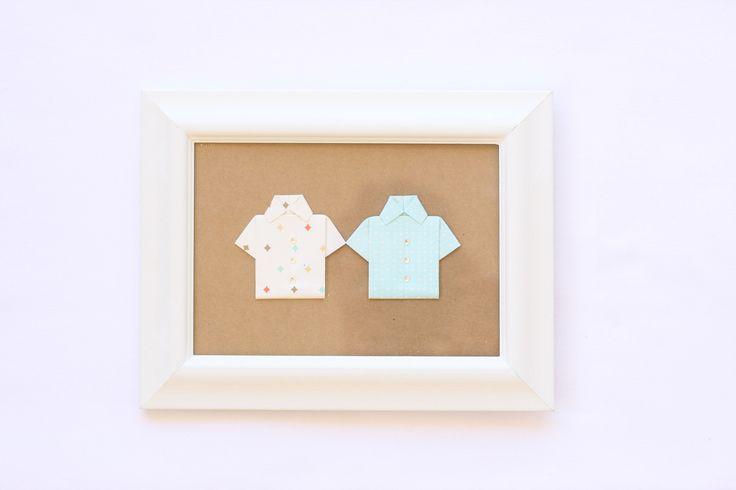 Origami Shirts - Diamonds — Bubba&Beyond