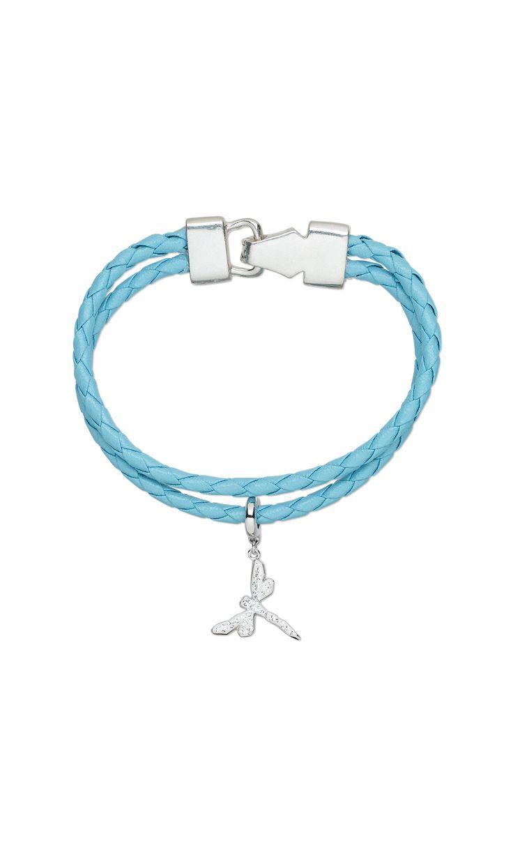 wrap your wrist with a swarovski crystal encrusted dragonfly charm bracelet jewelrymaking wrapbracelet - Jewelry Design Ideas