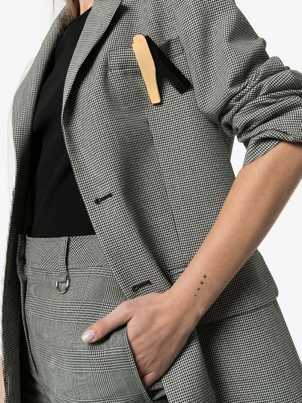 Ambush مشط قابل للطي Farfetch Womens Designer Accessories Fashion Women