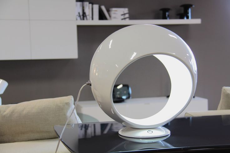 led A-Sphere lamp with built in speaker:  LIGHT + MUSIC from one device!