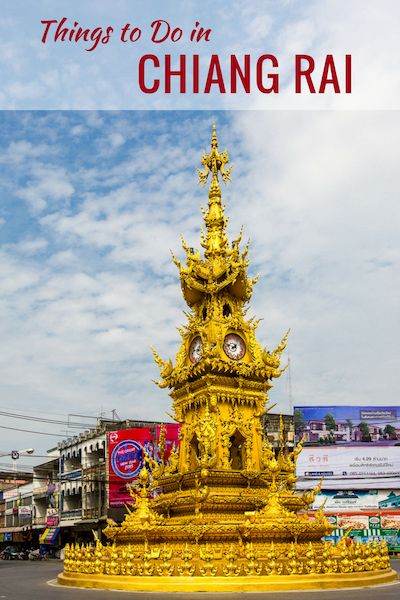 My list of things to do in Chiang Rai, Thailand, including a visit to the White Temple and Black House, as well as sampling the perfect bowl of khao soi.