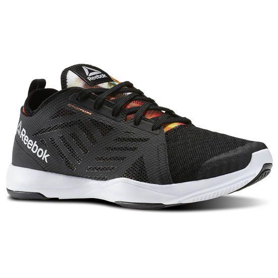 Womens Nike Flyknit Max Premium Shoes Black Orange Pink 7r60