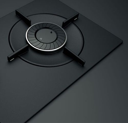 Details we like / Kitchen / GAs / Stove / Black / cast / Silver / Sturdy / at leManoosh