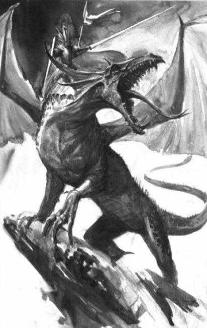 fantasy dragons warhammer high - photo #16