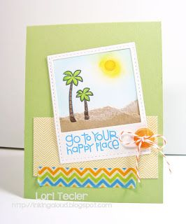 Paper Smooches SPARKS: Card by Lori Tecler