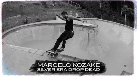 Marcelo Kosake – Silver Era Drop Dead | Tribo Skate: Tribo Skate – Inscreva-se:  As manobras de Marcelo Kozake no vídeo que comemora 27…