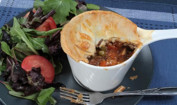 Appehtite - Country Lamb Pot Pies