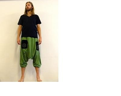 Biologische yoga kleding