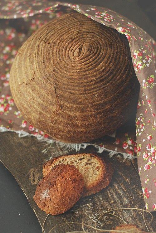 Polish sourdough bread