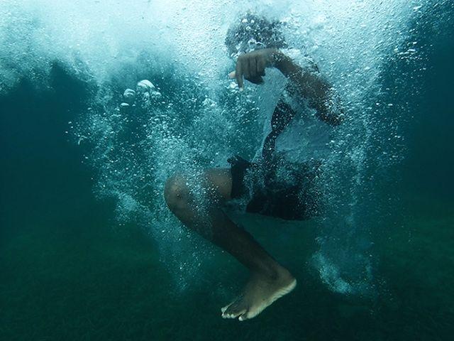 Fotos submarinas de los jóvenes del Caribe   VICE   México