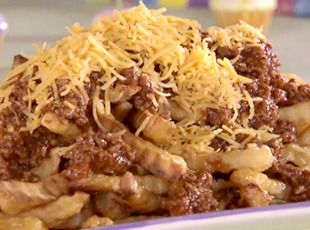 Oh So Yummy Chili Cheese Fries!