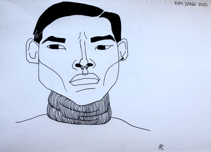 Sang Woo Kim. - Astrid Rosenberg