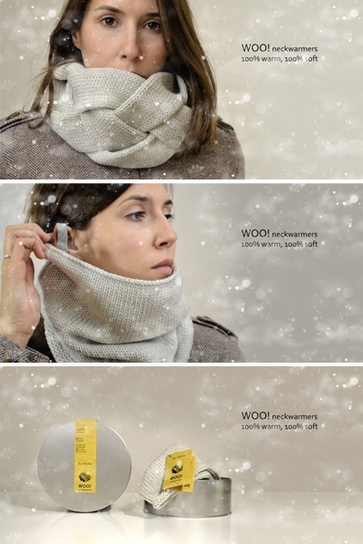 New WOO! neck warmers