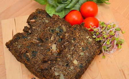 Basisches Hirse-Kartoffelbrot
