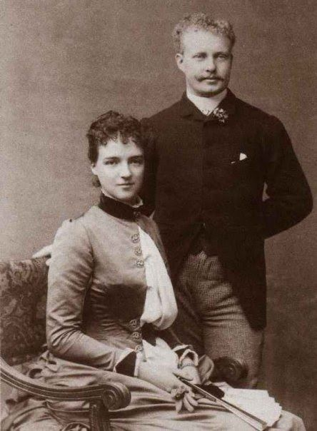 King Carlos and Queen Amelie of Portugal