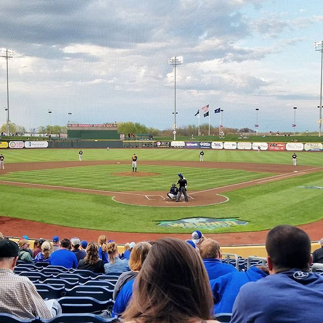Ad It S A Great Night For Baseball With The Omaha Storm Chasers Thewalkingtourists 100thingsomaha Travel Writer Great Night Travel Inspiration