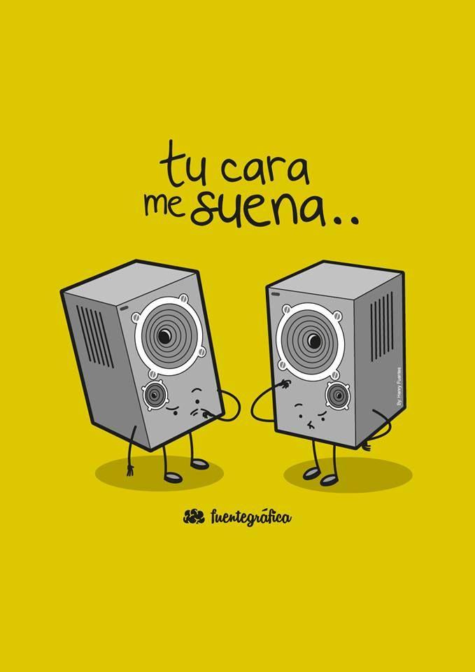 Spanish saying as a visual joke. #Spanish jokes for kids #chistes