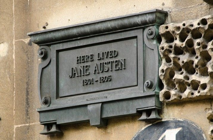 Jane Austen's Home in Bath - now refurbished as apartments to rent for short stays in Bath!