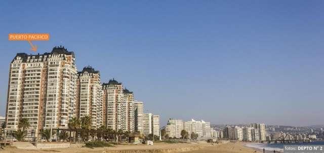 Viña arriendo departamento 8 personas, frente a la playa  ARRIENDO  DEPARTAMENTO…