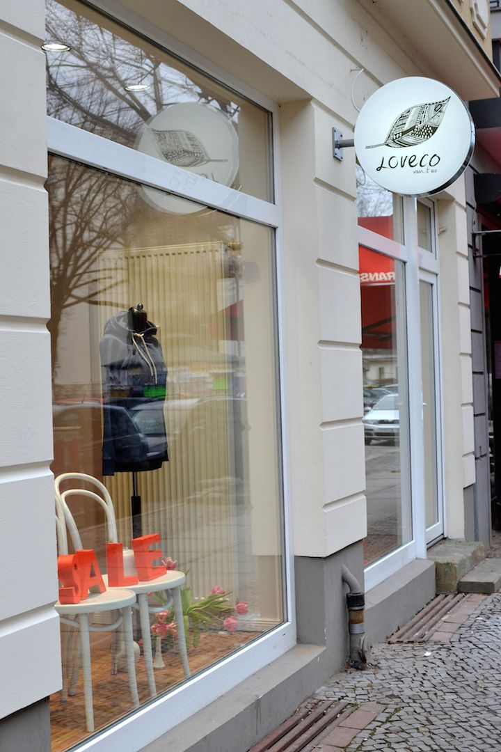 at/least | Sustainable fashion shopping: Loveco Berlin