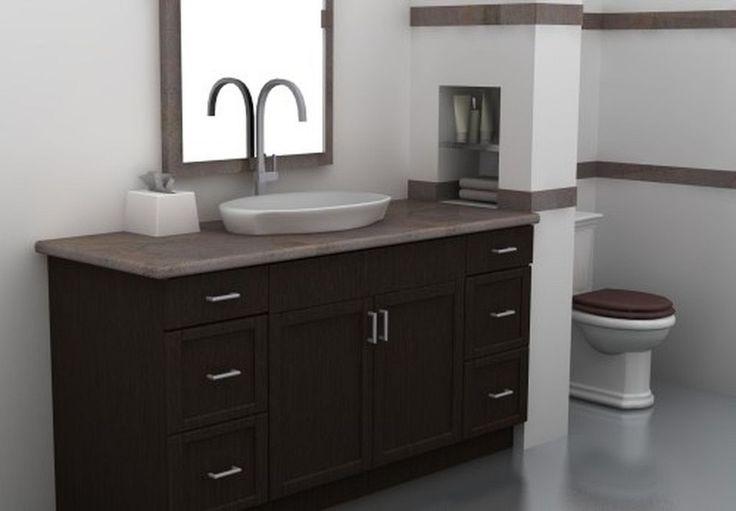 Best 25+ Vessel Sink Bathroom Ideas On Pinterest
