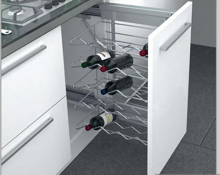 64 Best Images About Herrajes Para El Mueble De Cocina On