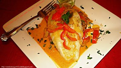 Here is another Thai recipe. It is made with a fish called Swai which is similar to Tilapia and just as good. I absolutely love Thai food and the Red curry paste gives it such a great flavor. If you don't like it that spicy, then you can add less. I like mine with a...Read More