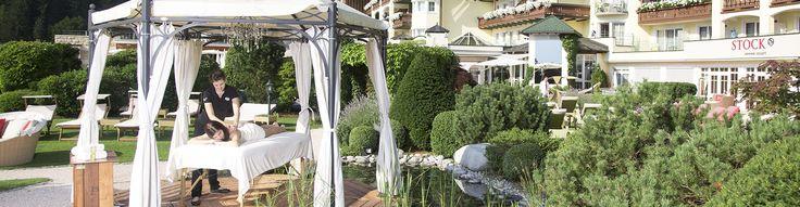 Wellnesshotel Österreich | STOCK resort Tirol