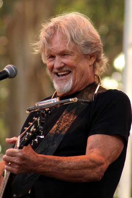Kris Kristofferson by artolog, via Flickr. The most beautiful man on earth!! ♥♥♥