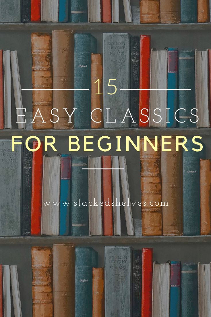15 Must-Read Classics for Beginners in 2020 | Book release ...
