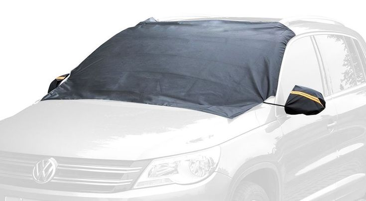 Car Windshield Cover Snow Magnetic Shade Ice Frost Rain Resistant Waterproof  #Chanvi