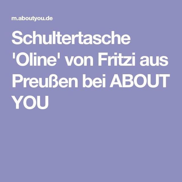 Schultertasche 'Oline' von Fritzi aus Preußen bei ABOUT YOU