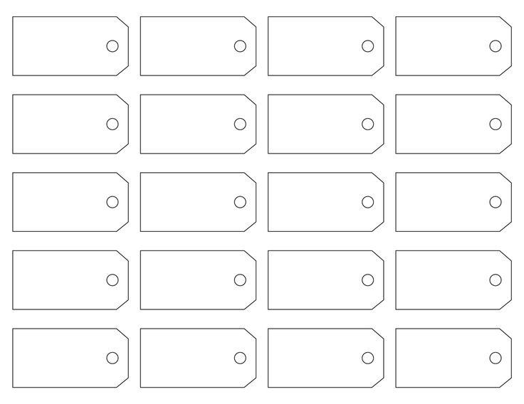 25+ unique Tag templates ideas on Pinterest Gift tag templates - sale tag template