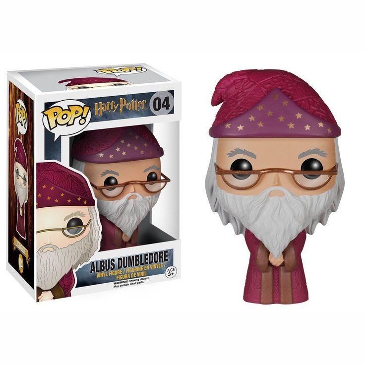 Harry Potter POP Albus Dumbledore Vinyl Figure - Radar Toys