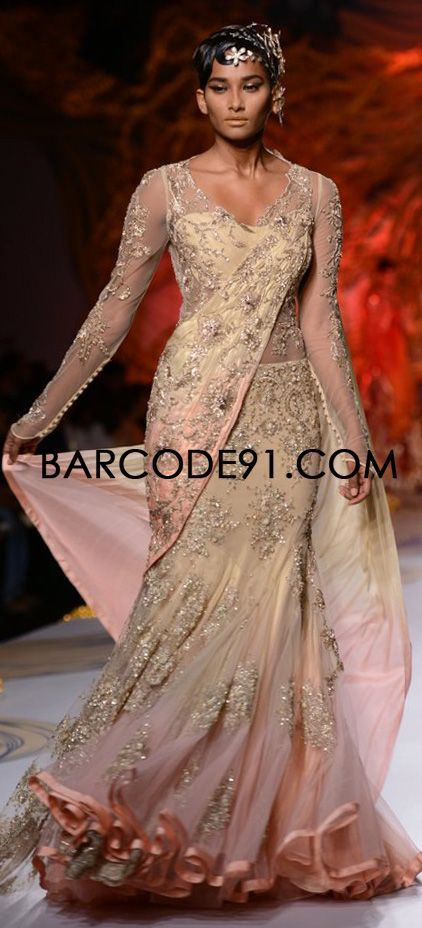 http://www.barcode91.com/designers/gaurav-gupta-s.html Gaurav Gupta's Light Fall Collection at PCJ Delhi Couture Week 2013