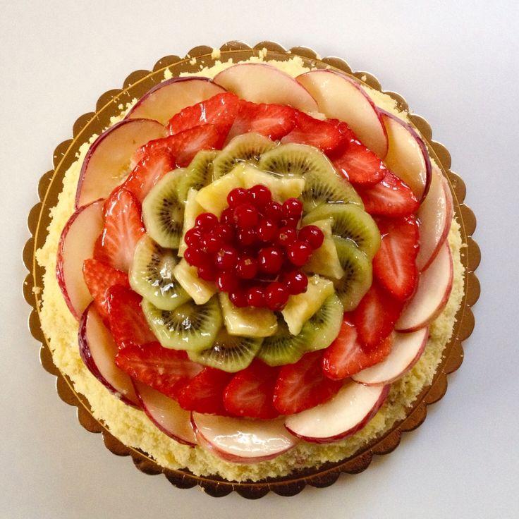 Mimosa alla frutta www.facebook.com/archicaketure
