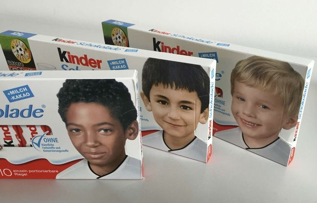 Kinder: Les barres chocolatées contiendraient des substances cancérogènes