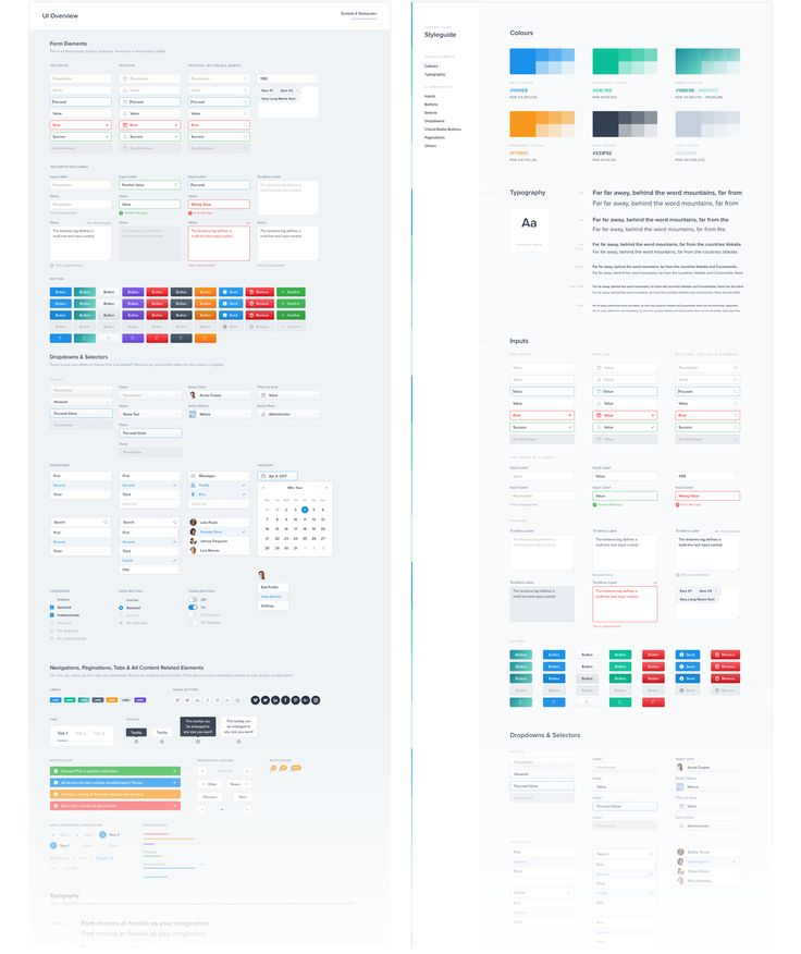 The smartest template and your future starting point for every User Interfaces in Sketch. Stop wasting your time by crafting the same design systems and elements from scratch over and over and over again - and let the magic of this template's nested symbols begin!