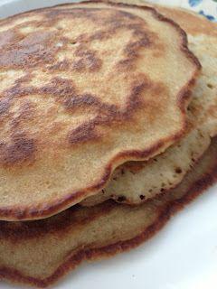Freezer Friendly Meals: Oat Flour Pancakes