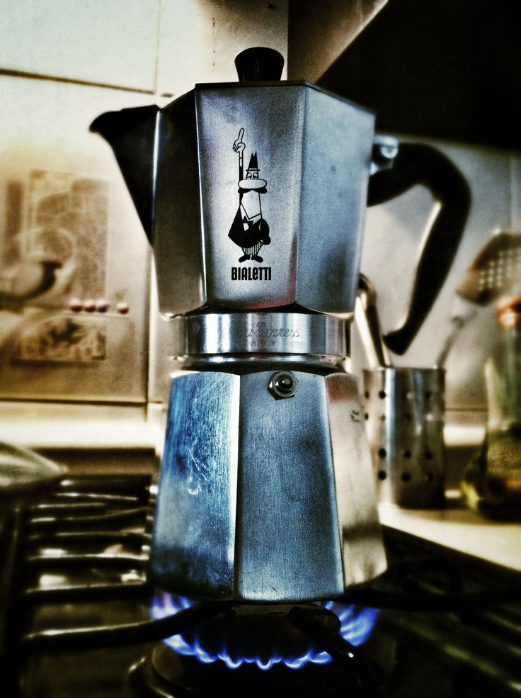 Bialetti... my new best espresso maker