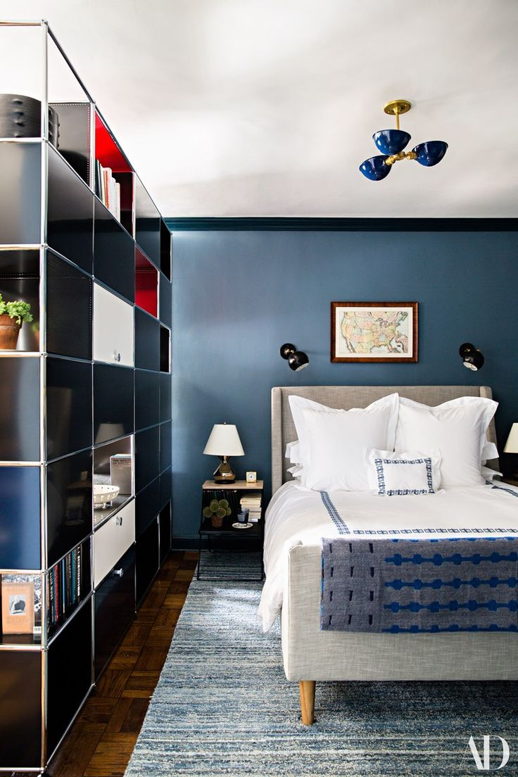 A Bold NYC Studio Apartment by a Classically Trained Design Team   Architectural Digest