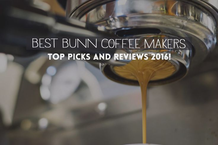 Last updated: January 2nd 2017 Bunn is one of the oldest coffee maker companies in the USA. It has gained the trust of millions of consumers, by offering quality products that brew delicious coffee and work