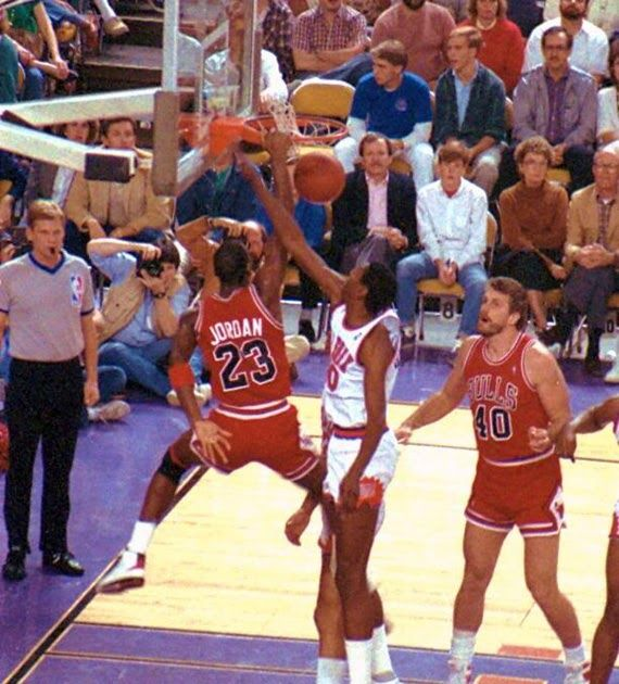A Financial Statement: Michael Jordan | Through the Years - Air Jordan II